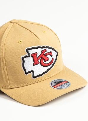 Mitchell & Ness NFL Kansas City Chiefs Classic Line Snapback Cap