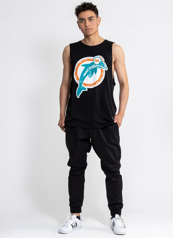Mitchell & Ness NFL Miami Dolphins Muscle Singlet