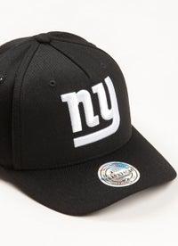 Mitchell & Ness NFL New York Giants Team Logo 110 Snapback Cap