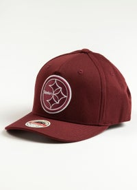 Mitchell & Ness NFL Pittsburgh Steelers Crimson Sector Snapback Cap