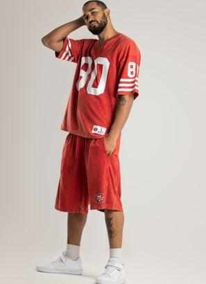 Mitchell & Ness NFL San Francisco 49Ers Quintessential Acid Short