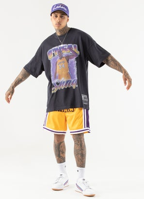 Mitchell & Ness Shaq Vintage Hall Of Fame Tee