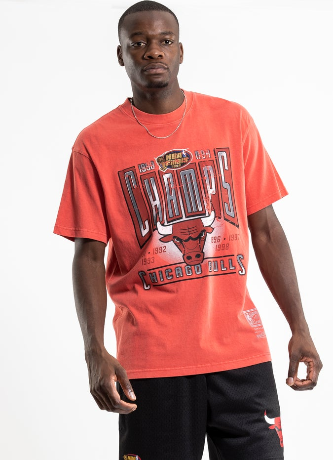 Mitchell & Ness Vintage Winner Takes All Tee