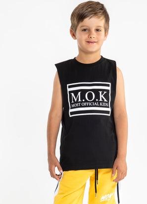 M.O.K. Box Singlet