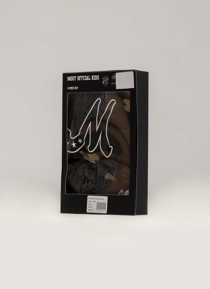 M.O.K Camo 3pc Box Set - Infant