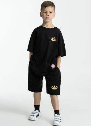 M.O.K Crowned Shorts