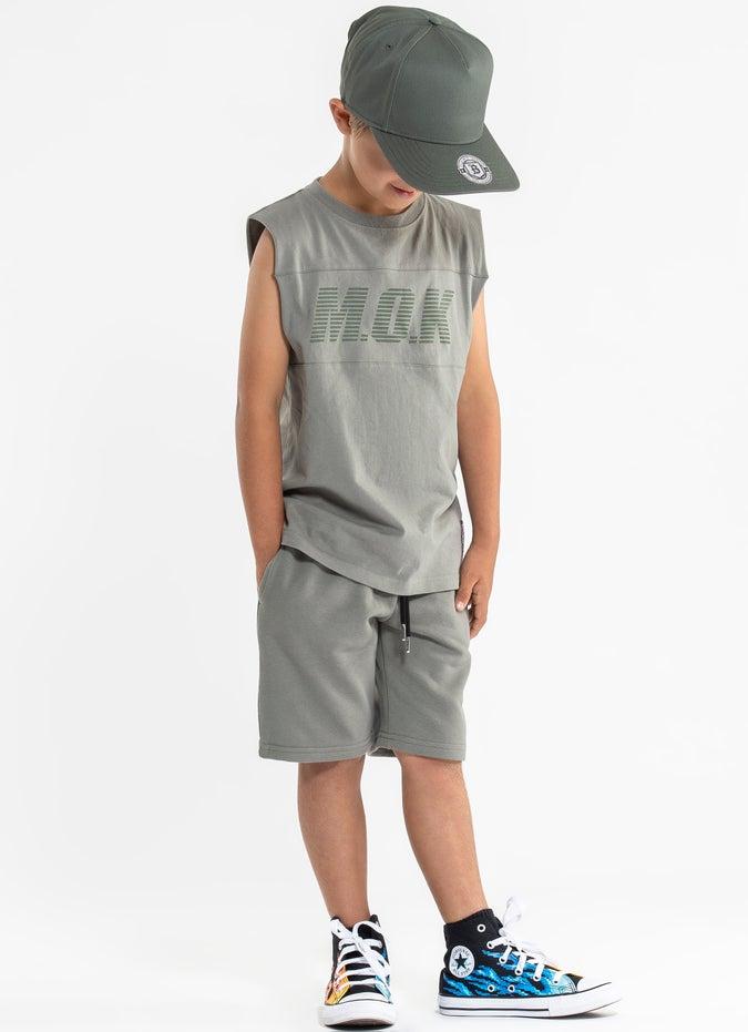 M.O.K. Khaki Shorts