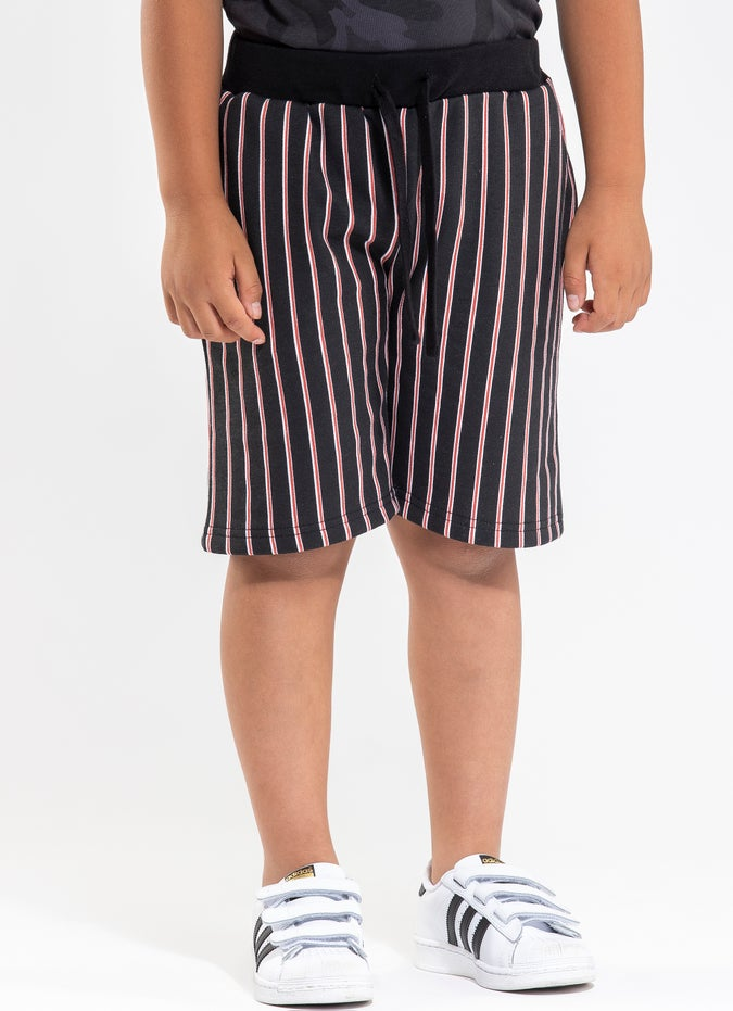 M.O.K Stripe Short - Kids