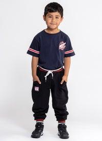 M.O.K Stripe Trackpants - Kids