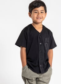 M.O.K Team Baseball Tee - Kids