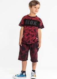 M.O.K. Tie Dye Short