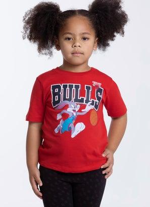 NBA Looney Tunes Bulls Big Time T-Shirt  - Kids