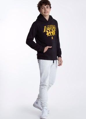 NBA Loony Tunes Lakers Monotone Fleece Hoodie - Youth