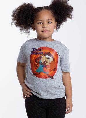 NBA Looney Tunes Space Jam Tune Squad Taz T-Shirt - Kids
