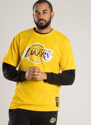 "NBA Los Angeles Lakers ""Lebron James"" Top Of The Key Tee"