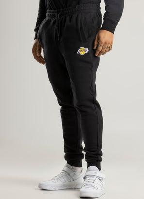 NBA Los Angeles Lakers Team Logo Slimfit Trackpants