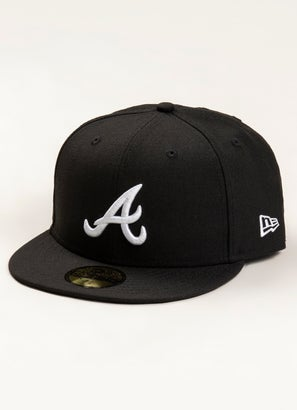 New Era 5950 MLB Atlanta Braves Fitted Cap
