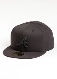 New Era 5950 MLB Atlanta Braves Fitted Cap