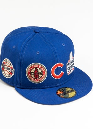 New Era 5950 MLB Chicago Cubs Fitted Cap