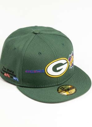New Era 5950 NFL Green Bay Packers Fitted Cap