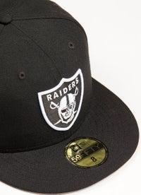 New Era 5950 NFL Las Vegas Raiders Fitted Cap