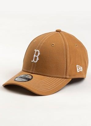 New Era 940 MLB Boston Red Sox Strapback Cap