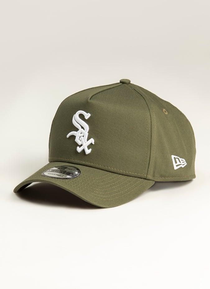 New Era 940 MLB Chicago White Sox A Frame Snapback Cap