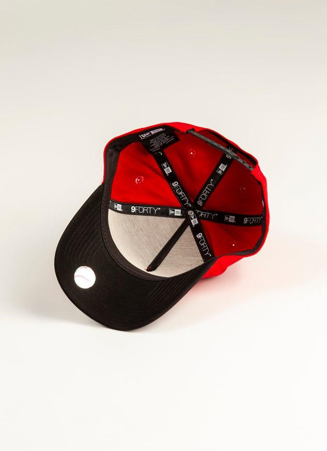 New Era 940 MLB Cinncinati Reds A Frame Snapback Cap