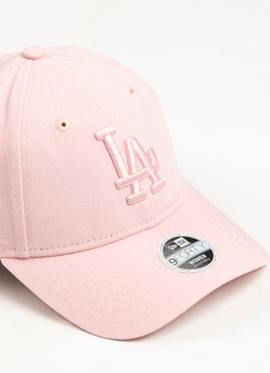 New Era 940 MLB Los Angeles Dodgers Strapback Cap - Womens