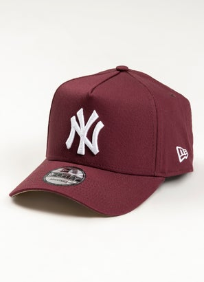 New Era 940 MLB New York Yankees A Frame Snapback Cap
