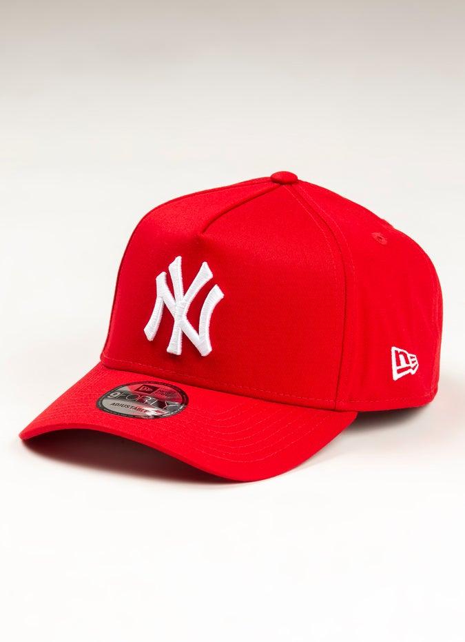 New Era 940 MLB New York Yankees A Frame Snapback Cap
