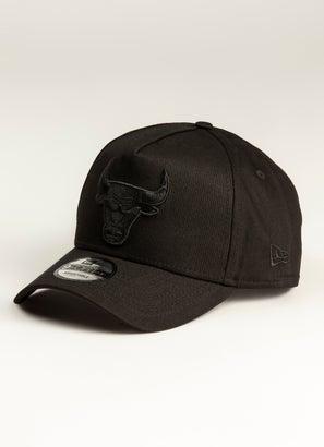 New Era 940 NBA Chicago Bulls A Frame Snapback Cap