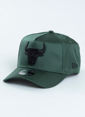 New Era 940 NBA Chicago Bulls Ballistic A Frame Snapback Cap