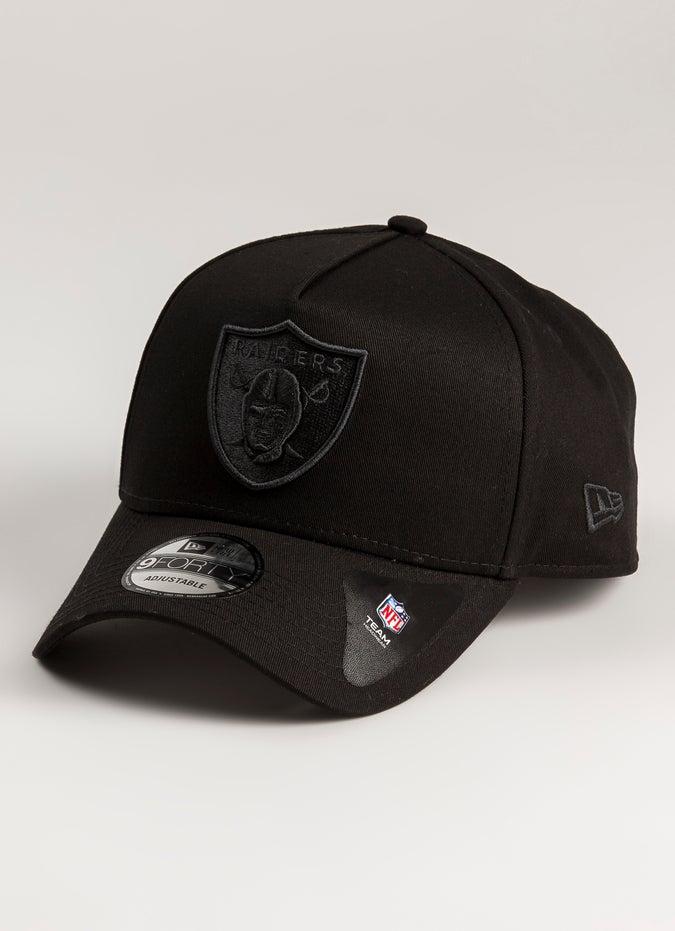 New Era 940 NFL Las Vegas Raiders A Frame Snapback Cap
