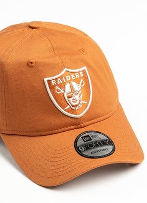 New Era 940 NFL Las Vegas Raiders Strapback Cap