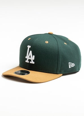 New Era 950 MLB Los Angeles Dodgers Pre Curve Fitted Cap