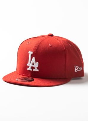 New Era 950 MLB Los Angeles Dodgers Snapback Cap