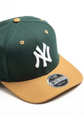 New Era 950 MLB New York Yankees Pre Curve Fitted Cap