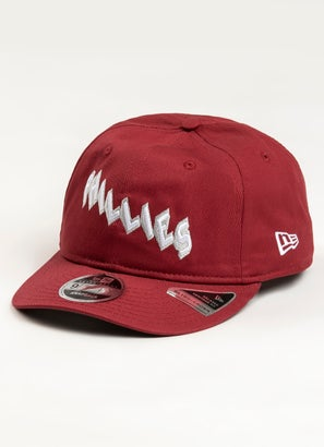 New Era 950 MLB Philadelphia Phillies Retro Crown Snapback Cap
