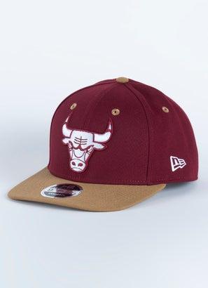 New Era 950 NBA Chicago Bulls Original Fit Snapback Cap