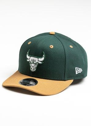 New Era 950 NBA Chicago Bulls Pre Curve Fitted Cap