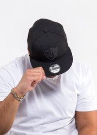 New Era 9Fifty NFL Las Vegas Raiders Snapback Cap