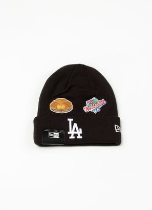 New Era MLB Los Angeles Dodgers All Over Champs Beanie