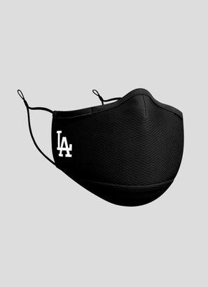 New Era MLB Los Angeles Dodgers Face Mask