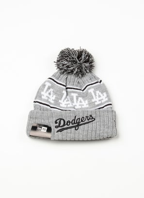 New Era MLB Los Angeles Dodgers Medium Knit Beanie