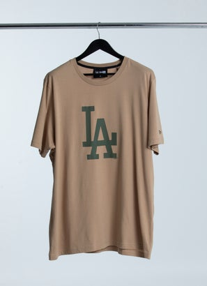 New Era MLB Los Angeles Dodgers T-Shirt - Plus Size