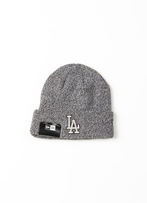 New Era MLB Los Angeles Dodgers Thin Knit Beanie