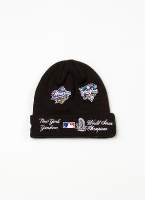 New Era MLB New York Yankees All Over Champs Beanie