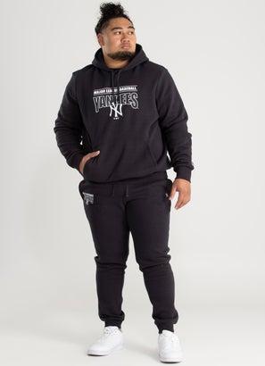 New Era MLB New York Yankees Hoodie - Plus Size