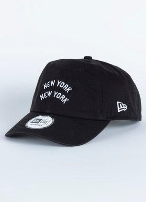 New Era MLB New York Yankees Multi Logo Casual Classic Strapback Cap